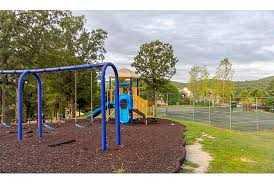 playground/tennsi court area